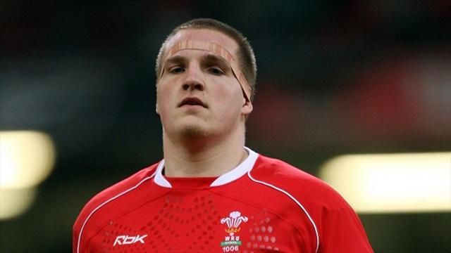 Rugby - Jenkins to win 100th Wales cap in Pumas clash