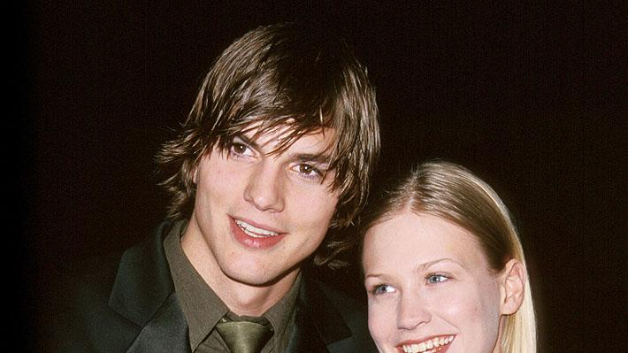Ashton Kutcher, January Jones