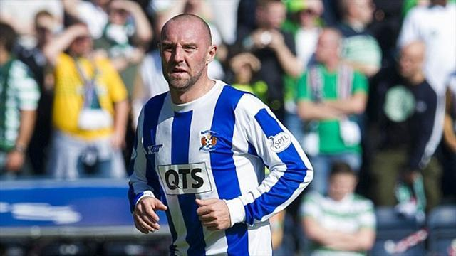 Scottish Premiership - Boyd earns Kilmarnock crucial win
