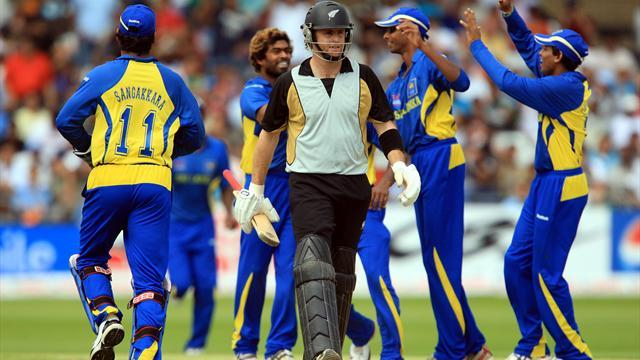Cricket - Sri Lanka games changed
