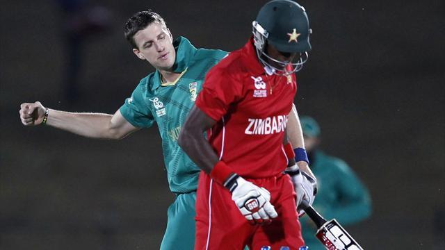 South Africa end Zimbabwe's hopes at World T20