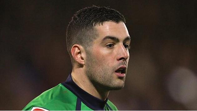 Football - Bouzanis leaves Cumbrians