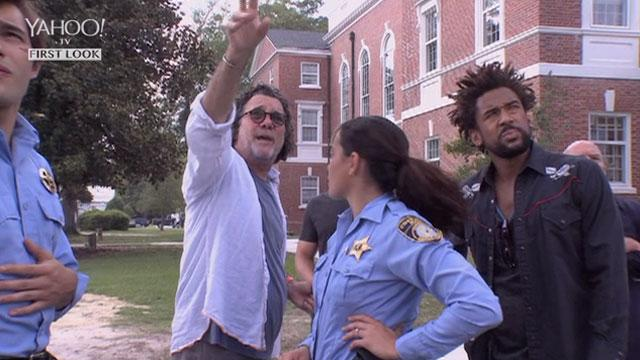 'Under the Dome': Shooting a Scene