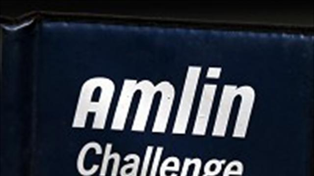 Rugby - Amlin rivals battle it out for top spot