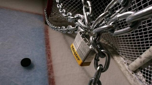 NHL, Lockout, 2012