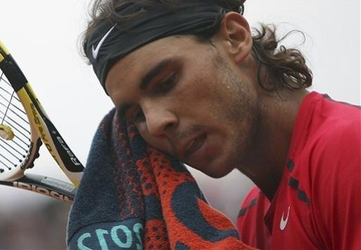 Nadal not sure when he'll return from knee injury The Associated Press Getty Images