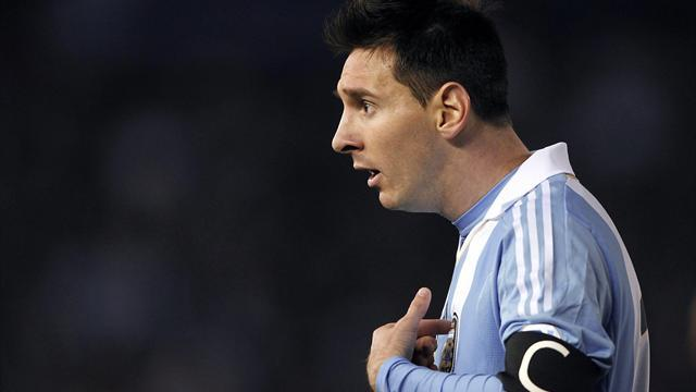 Liga - Messi accused of €4m tax fraud