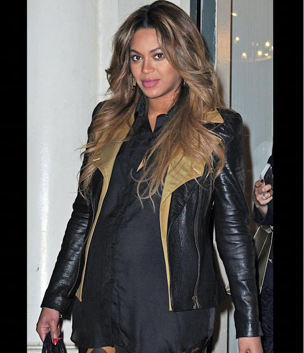 All hail the most beautiful woman with bump, Beyonce. All we can ask is, is it here yet?