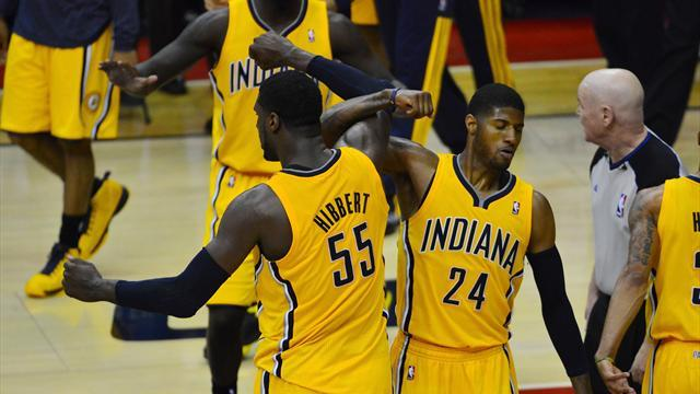 NBA - Pacers eye return to East final after win over Wizards