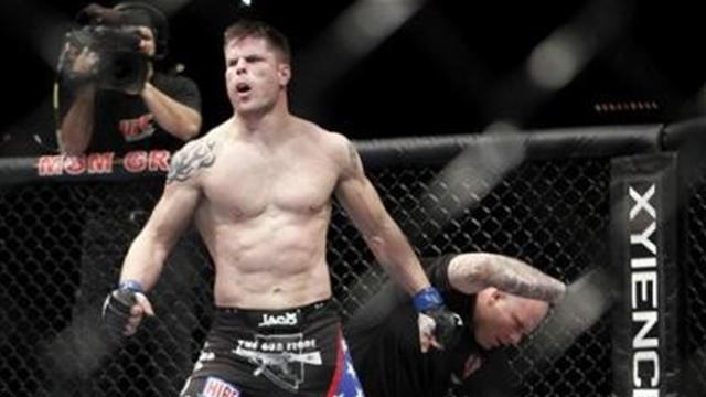 Mixed Martial Arts - Stann's UFC retirement is yet another heroic act