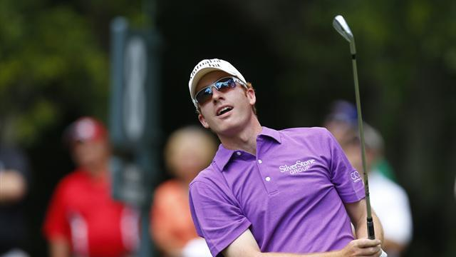 Golf - Four-way tie for lead at Congressional