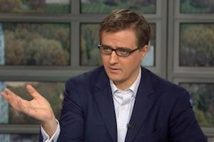 Chris Hayes Replacing Ed Schultz on MSNBC Primetime Lineup