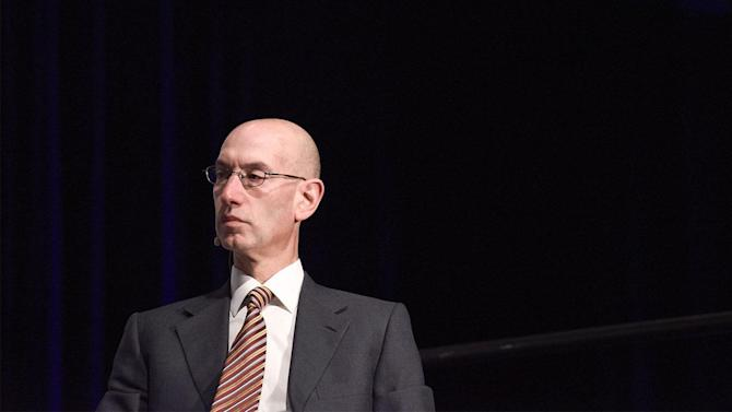 NBA commissioner Adam Silver comments on national anthem protest