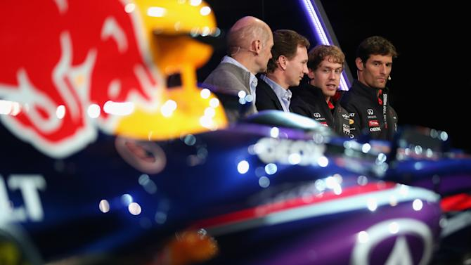 Infiniti Red Bull Racing RB9 Launch