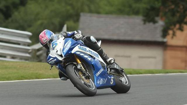 Superbikes - Oulton BSB: Easton edges Seeley in first Supersport race