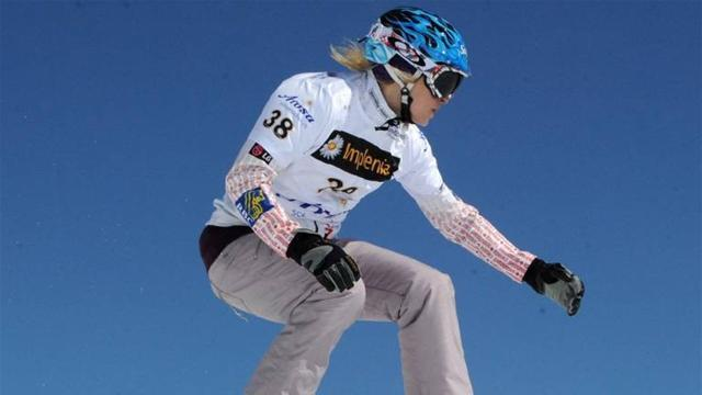 Snowboard - World Cup leaders Maltais and Pullin victorious in Arosa