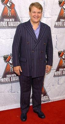 Andy Richter, star of Pootie Tang MTV Movie Awards - 6/5/2004