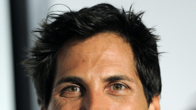 "FILE - In this Nov. 16, 2010 file phtoo Joe Francis arrives at a screening of the film ""The Next Three Days,"" in Los Angeles. Steve Wynn and Francis faced off before jurors Tuesday, Sept. 4, 2012, with the casino mogul denying that he threatened to kill the ""Girls Gone Wild"" founder and saying the accusation is threatening his upscale casinos.  (AP Photo/Chris Pizzello, File)"