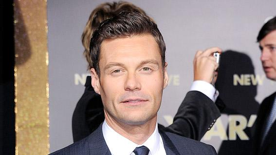 Ryan Seacrest New Years Eve Los Angeles Premiere Arrivals