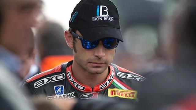 Superbikes - Surgery rules Guintoli out of further 2013 testing