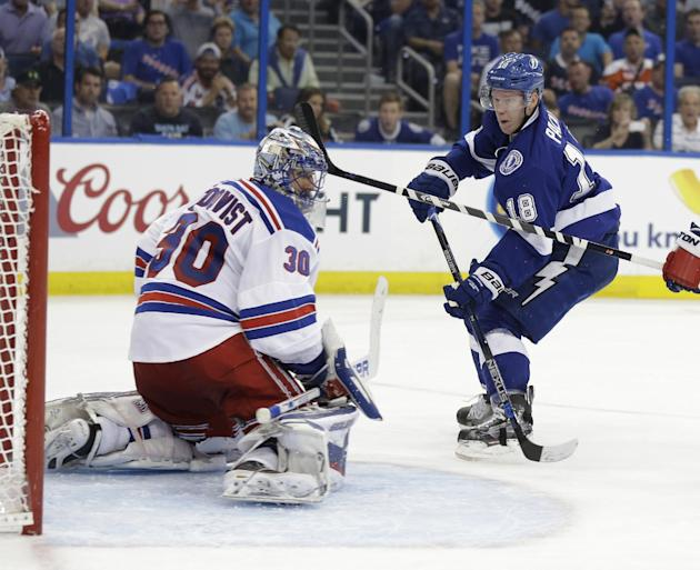 Rangers searching for answers on defense against Lightning