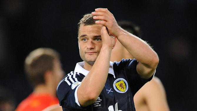 Shaun Maloney knows Scotland must improve