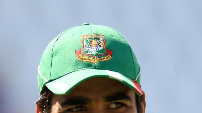 Abul Hasan struck a brilliant unbeaten 100 for Bangladesh