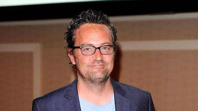 Matthew Perry Srange Bedfellows