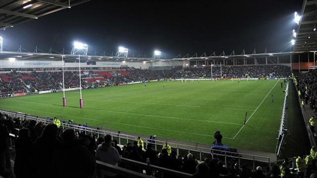 Rugby League - Brown blue about Saints showing