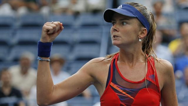 US Open - Women's quarters show fitness key to longevity