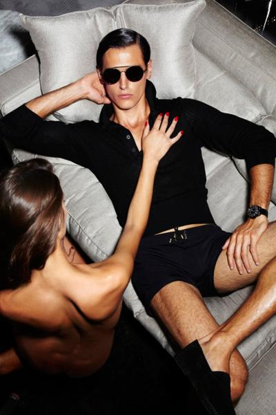 Tom Ford Menswear 2012