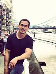 [FOTO] Joe Taslim Bersama Pemain 'THE FAST AND THE FURIOUS 6'