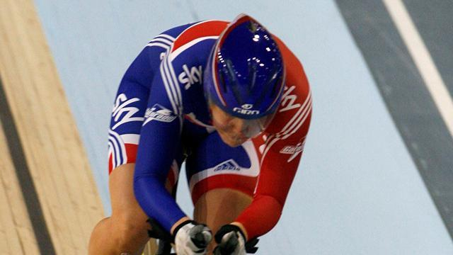 Cycling - James and Varnish take team sprint bronze at Worlds