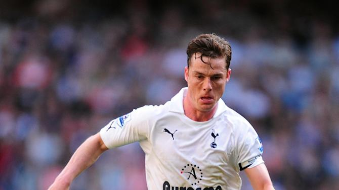 Scott Parker is yet to make an appearance for Tottenham this season