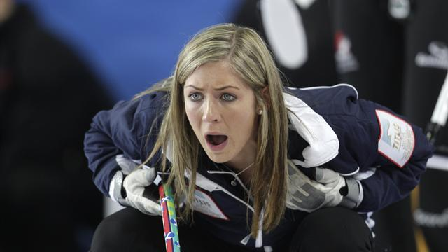 Curling - Eve Muirhead: Jess Ennis taught me to deal with pressure
