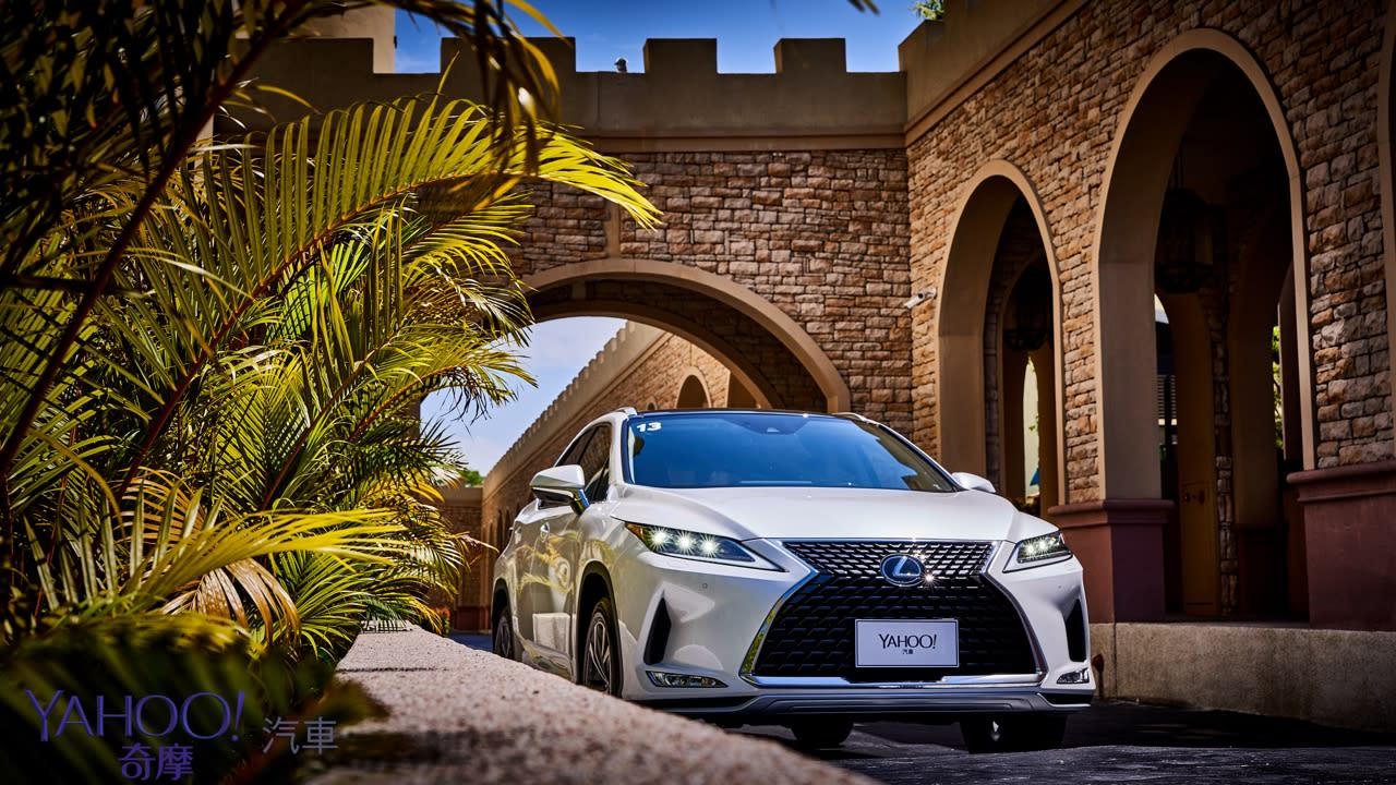 【新車圖輯】越趨成熟的中堅豪華之作!2020年式Lexus RX300旗艦版小改款花蓮試駕!