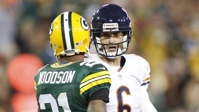 American Football - Packers release record-setting defensive back Woodson