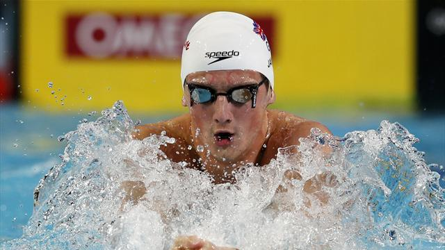 Swimming - Jamieson inspires Europe to take Duel in Pool lead