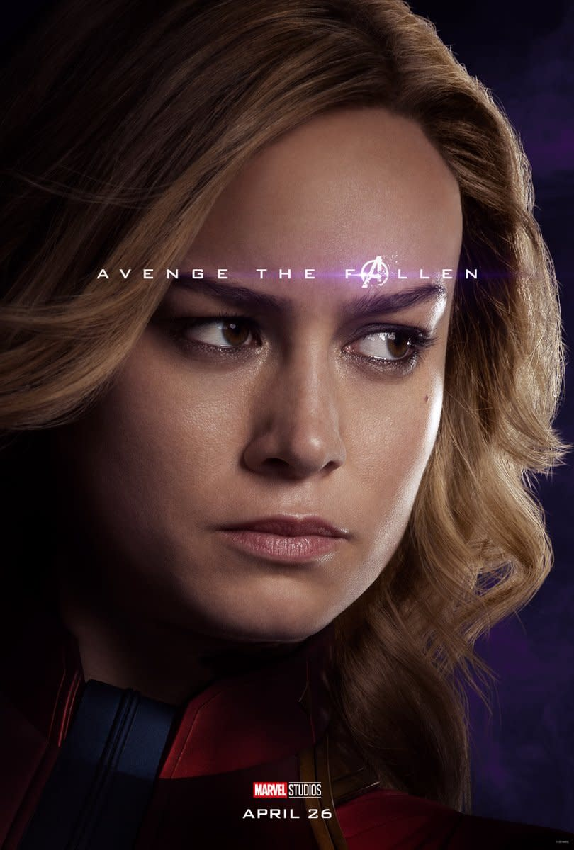 <p>「驚奇隊長」布麗拉森:在回應了昔日戰友尼克福瑞的呼喚之下,她終於回到了久別多年的故鄉。身為全漫威銀幕宇宙最強大的存在,她的出現勢必將扭轉戰局。 </p>