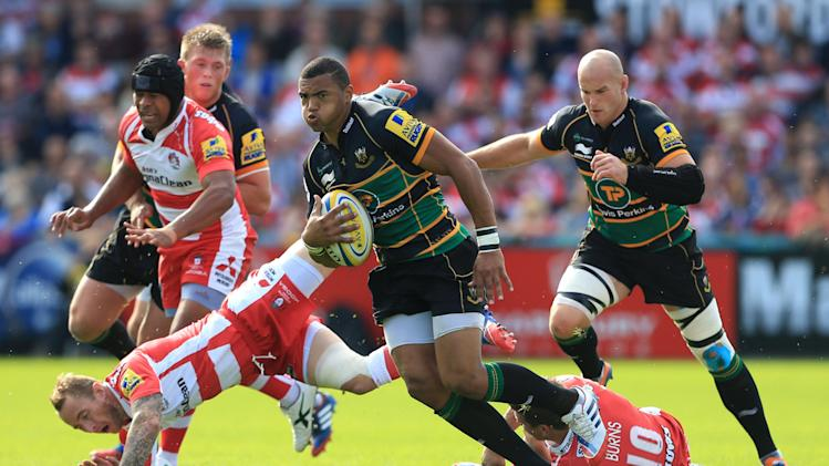 Rugby Union - Aviva Premiership - Gloucester Rugby v Northampton Saints - Kingsholm Stadium