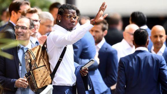 Pogba and Zlatan's Agent Claims He Would Buy AS Roma If Club Was on the Market