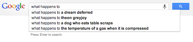 Predictive Search: Is This the Future or the End of Search? image google predictive search funny