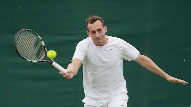 2013 Wimbledon Qualifying Session