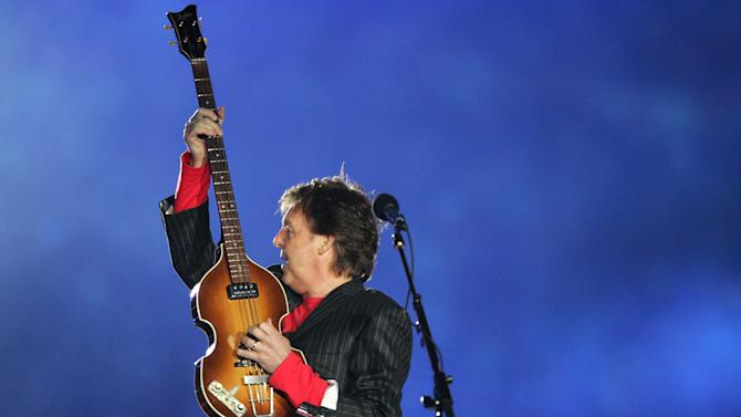 Paul McCartney - 2005