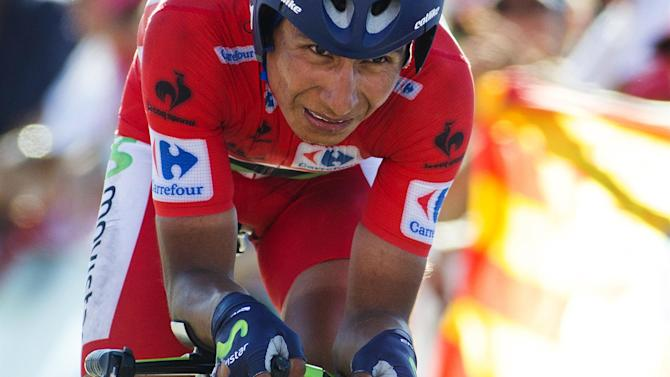 Vuelta a España - Quintana facing 6-8 weeks out after having operation