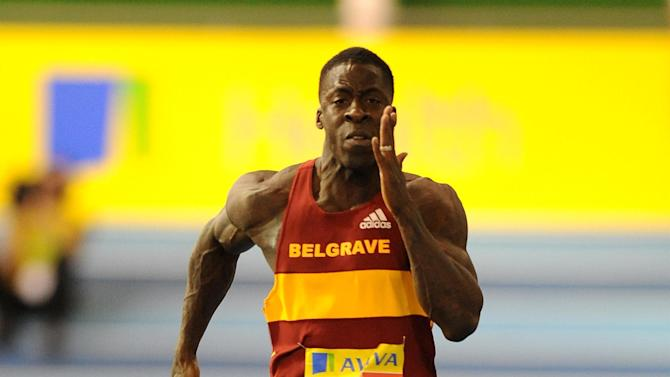 Athletics - Chambers takes seventh British 100m title