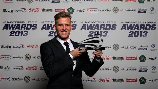 League One - Ritchie wins Football League Award