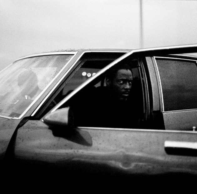 "Isaiah Washington in ""Blue Caprice"""