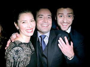 Justin Timberlake: Jimmy Fallon Interrupted My Wedding Speech!