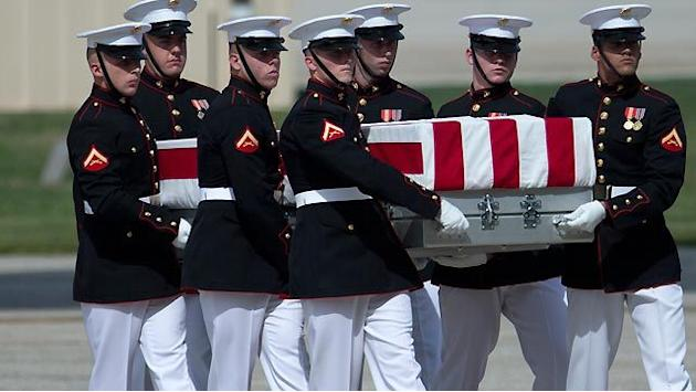 Bodies of four Americans killed in Libya return home